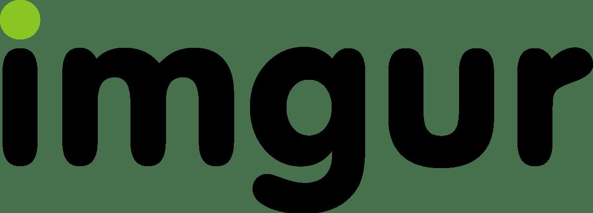 The Imgur logo